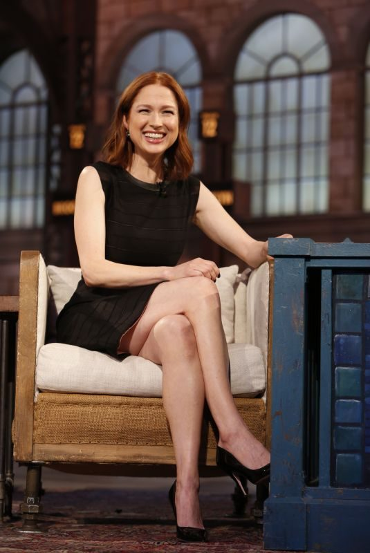 ELLIE KEMPER at Jimmy Kimmel Live 10/23/2019
