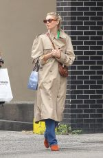 ELSA HOSK Out and About in New York 10/08/2019