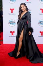 EMILIA at 2019 Latin American Music Awards in Hollywood 10/17/2019