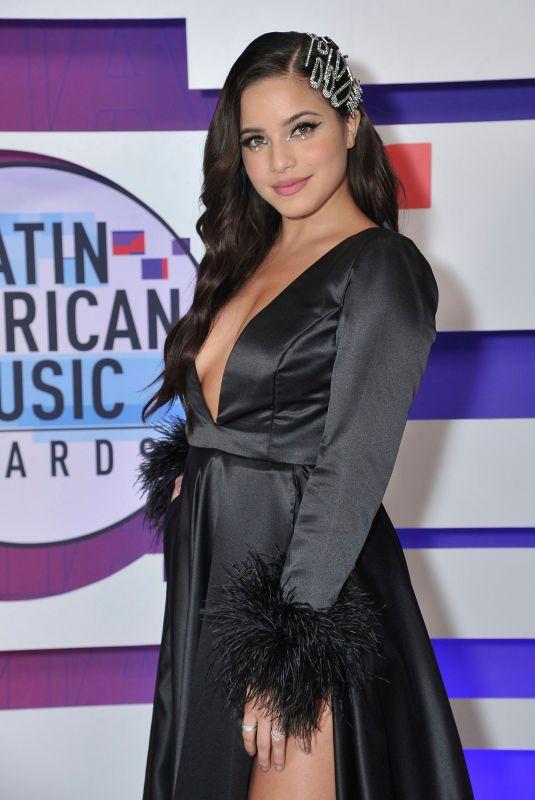 EMILIA MERNES at 2019 Latin American Music Awards in Hollywood 10/17/2019