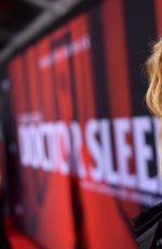 EMILY ALYN LIND at Doctor Sleep Premiere in Westwood 10/29/2019
