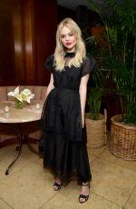 EMILY ALYN LIND at Elle & Ferragamo Hollywood Rising Celebration in West Hollywood 10/11/2019