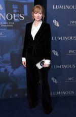 EMILY BEECHAM at BFI Luminous Fundraising Gala in London 10/01/2019