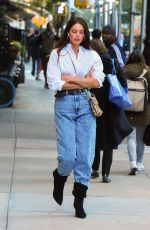 EMILY DIDONATO Out and About in New York 10/16/2019