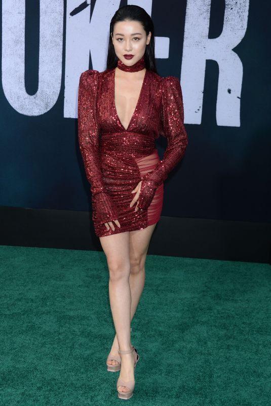 EMILY LI at Joker Premiere in Hollywood 09/28/2019