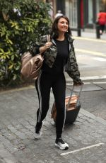 EMMA BARTON Out in London 09/30/2019