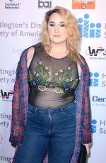 EMMA HUNTON at 5th Annual Freeze HD Gala in Los Angeles 09/28/2019