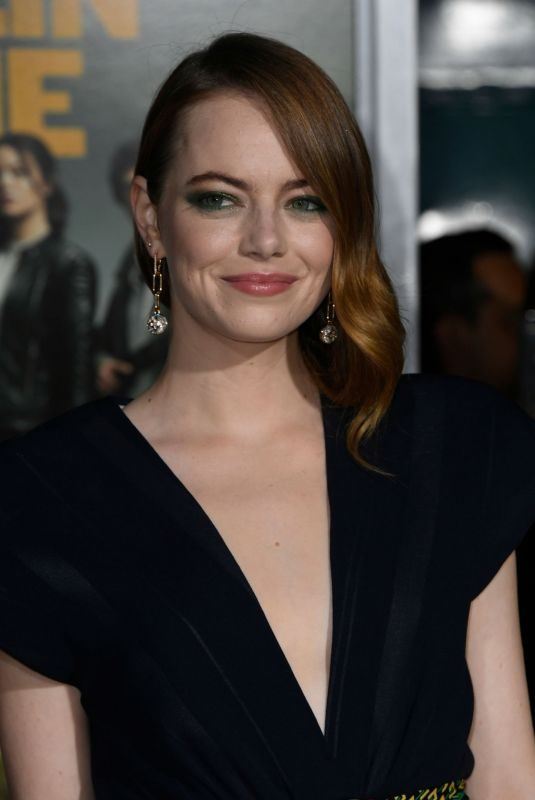EMMA STONE at Zombieland: Double Tap Premiere in Westwood 10/10/2019