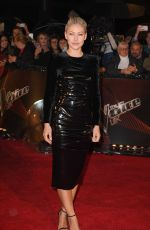 EMMA WILLIS at The Voice UK Blind Auditions in Manchester 10/14/2019