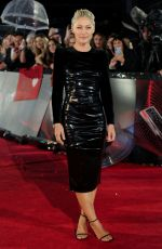EMMA WILLIS at The Voice UK Launch in Manchester 10/14/2019