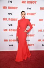 EMMY ROSSUM at Mr. Robot, Season 4 Premiere in New York 10/01/2019