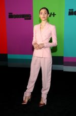 EMMY ROSSUM at The Morning Show Premiere in New York 10/28/2019