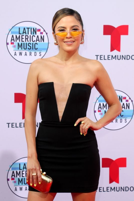 ERIN LIM at 2019 Latin American Music Awards in Hollywood 10/17/2019