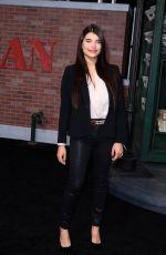 EVA DE DOMINICI at The Irishman Premiere in Hollywood 10/24/2019