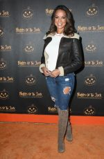 EVA LARUE at Nights of the Jack Friends & Family Night 2019 in Calabasas 10/02/2019