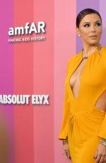 EVA LONGORIA at 2019 Amfar Gala Los Angeles 10/10/2019