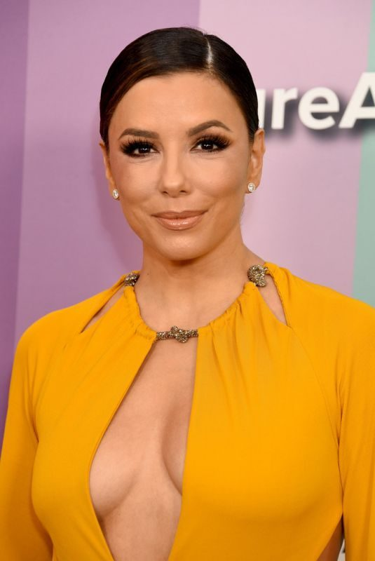 EVA LONGORIA at 2019 Amfar Gala Los Angeles 10/10/2019