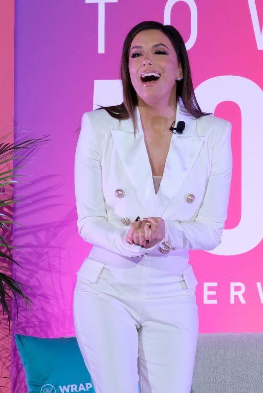 EVA LONGORIA at Power Women Summit 2019 in Santa Monica 10/25/2019