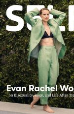 EVAN RACHEL WOOD in Self Magazine, November 2019