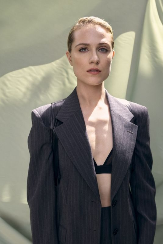 EVAN RACHEL WOOD in Self Magazine, November 2019
