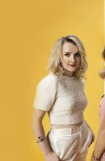 EVANNA LYNCH and DANIELLA MONET in Raise Vegan Magazine, Fall 2019
