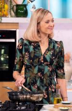 FEARNE COTTON at This Morning TV Show in London 01/02/2019