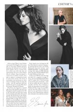 FELICITY JONES in Vogue Magazine, UK November 2019