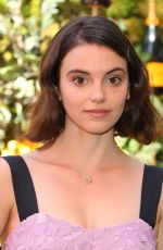 FRANCESCA REALE at Veuve Clicquot Polo Classic at Will Rogers State Park in Los Angeles 10/05/2019