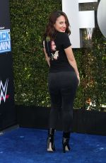 FRANCIA RAISA at WWE Friday Night Smackdown on Fox Premiere in Los Angeles 10/04/2019