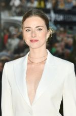FREYA MAVOR at 30th Dinard Film Festival of British Cinema Closing Night 09/28/2019
