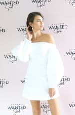 GEORGIA FOWLER at Azzaro Wanted Girl Fragrance Launch in Sydney 10/11/2019