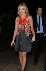 GEORGIA TOFFOLO Arrives at Unicef Halloween Ball in London 10/30/2019