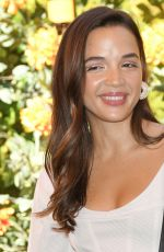 GEORGIE FLORES at Veuve Clicquot Polo Classic at Will Rogers State Park in Los Angeles 10/05/2019