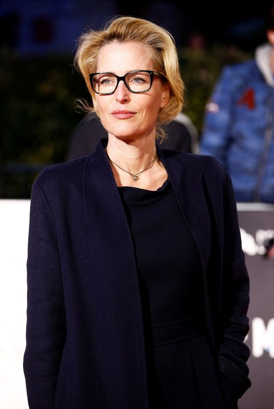 GILLIAN ANDERSON at Marriage Story Premiere in London 06/10/2019