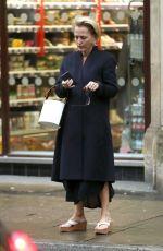 GILLIAN ANDERSON Leaves Sainsbury