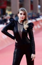 GINEVRA LAMBRUSCHI at 14th Rome Film Festival 10/19/2019