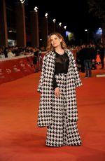 GIULIA ELETTRA GORIETTI at Tornare Premiere at Rome Film Festival 10/26/2019
