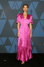 GUGU MBATHA-RAW at AMPAS 11th Annual Governors Awards in Hollywood 10/27/2019
