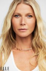 GWYNETH PALTROW in Elle Magazine - Women in Hollywood Issue, November 2019