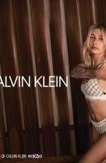 HAILEY and Justin BIEBER for Kalvin Klein CK50 2019 Campaign