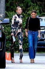 HAILEY BIEBER Out and About in Los Angeles 10/06/2019