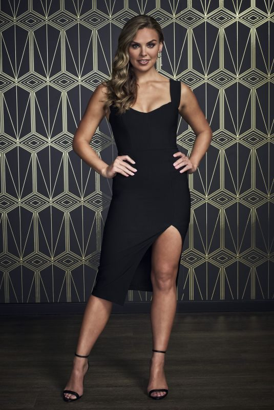 HNNAH BROWN – Dancing with the Stars, Season 28 Promos