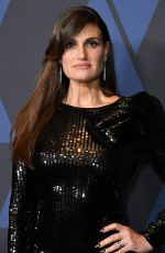 IDINA MENZEL at AMPAS 11th Annual Governors Awards in Hollywood 10/27/2019