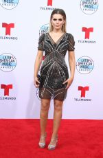 ISABELLA CASTILLO at 2019 Latin American Music Awards in Hollywood 10/17/2019