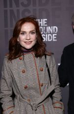 ISABELLE HUPPERT at The Sound Inside Opening Night at Studio 54 in New York 10/17/2019