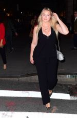 ISKRA LAWRENCE Arrives at Cfda Cocktail Party in New York 10/21/2019