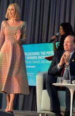 IVANKA TRUMP at IMF World Bank Annual Meetings in Washington 10/18/2019