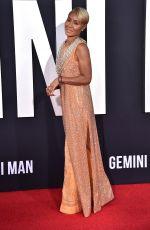 JADA PINKETT SMITH at Gemini Man Premiere in Los Angeles 10/06/2019