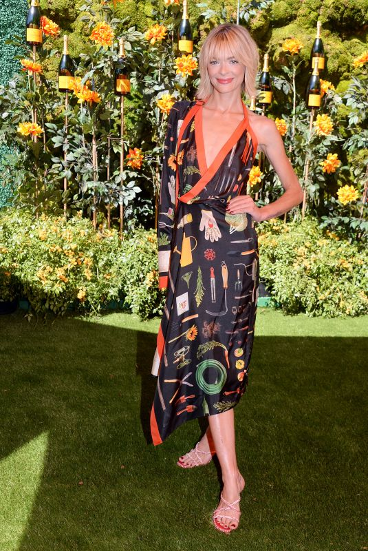 JAIME KING at Veuve Clicquot Polo Classic at Will Rogers State Park in Los Angeles 10/05/2019