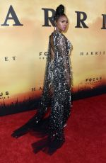 JANELLE MONAE at Harriet Premiere in Los Angeles 10/29/2019